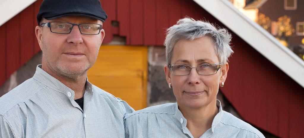 Erik & Åsa Crommert