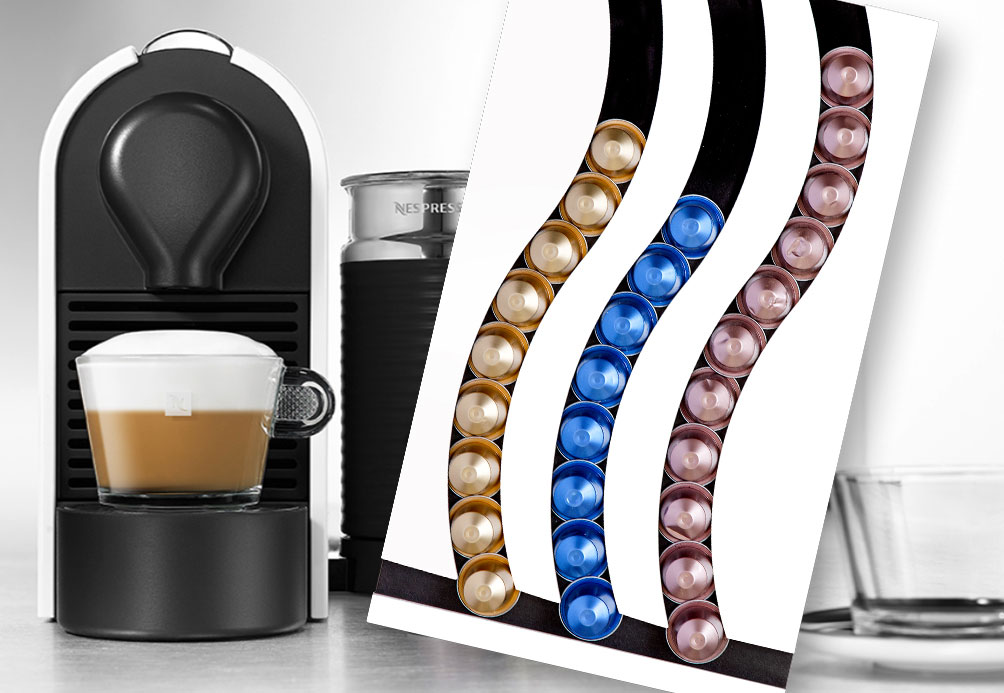 Nespresso Dispenser